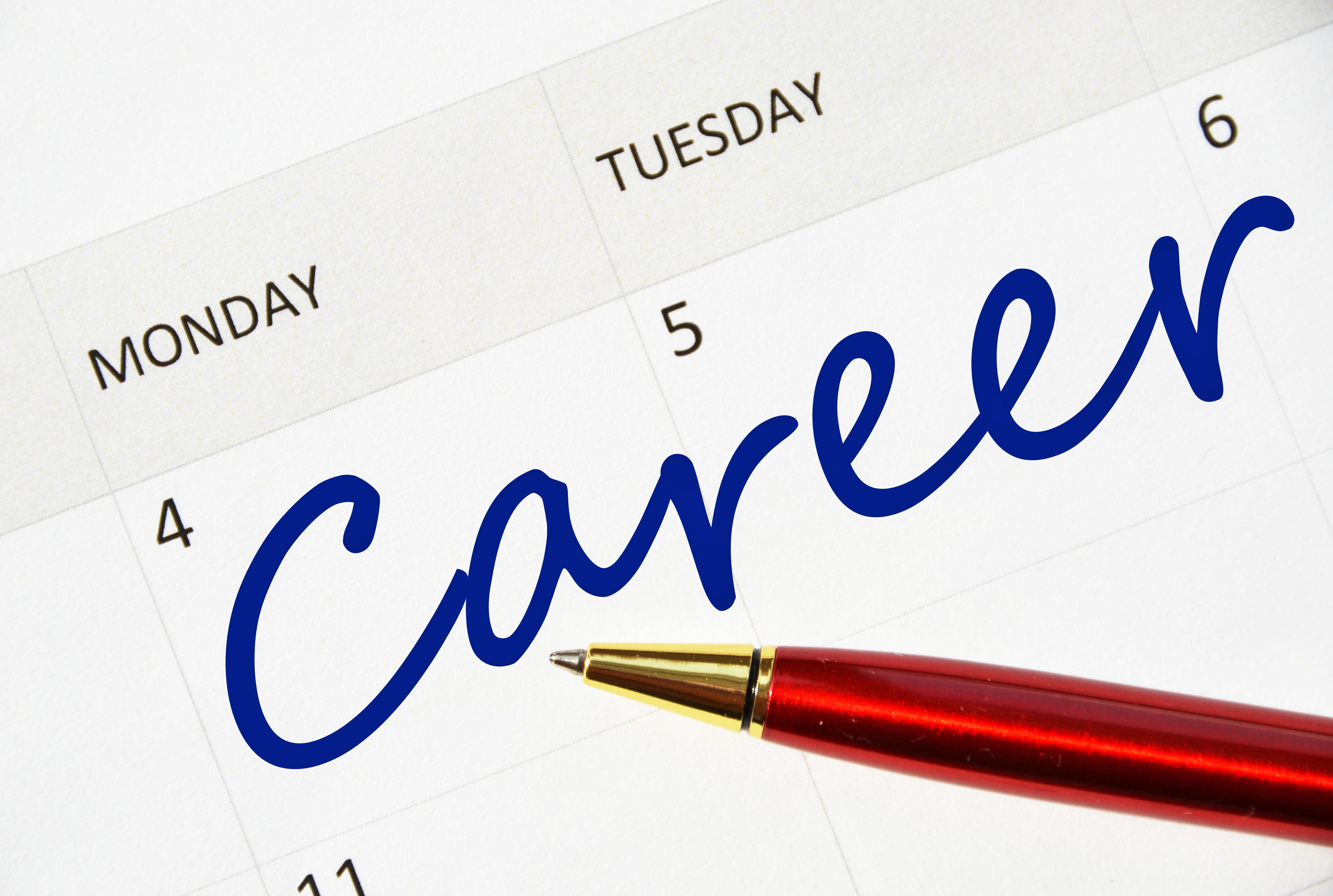 Partecipa agli eventi della Career Week
